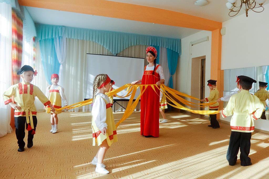 Семинар Малые фольклорные формы и развитие речи дошкольников