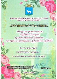 Сертификат-Ульяна.Д